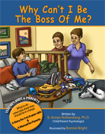 Why Can't I Be the Boss of Me? Cover art